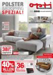 Opti-Wohnwelt Polster & Boxspring Spezial - bis 18.09.2021