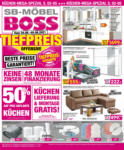 Möbel Boss Angebote vom 30.08.-05.09.2021 - bis 05.09.2021