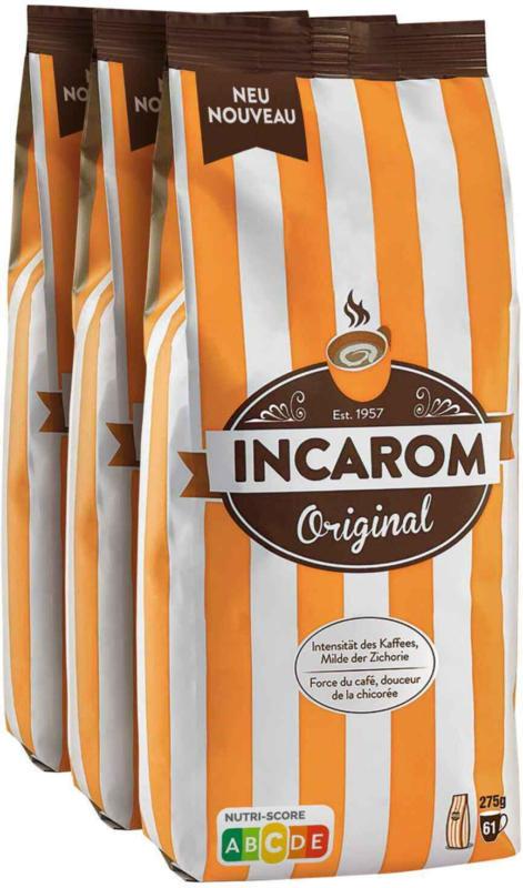 Incarom Original 3 x 275 g -