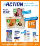 Action Array: Offre hebdomadaire - au 31.08.2021