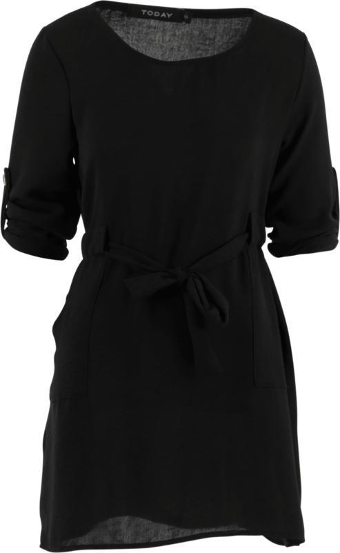 Wagi Kleid, Black