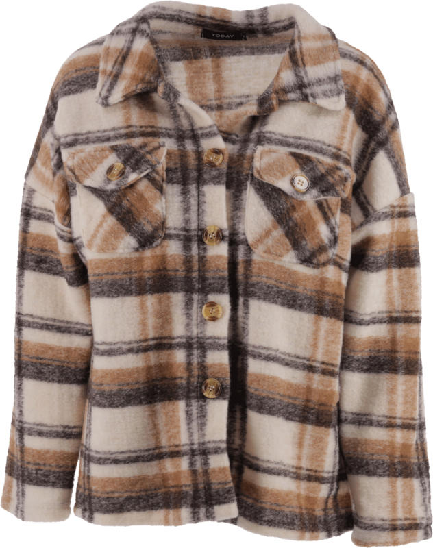 Cinner Jacket, Fango