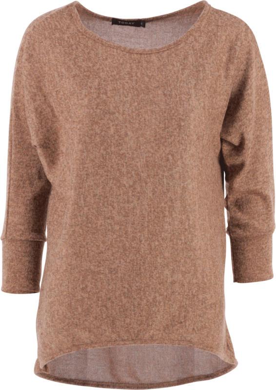 Tac Shirt, Dark Brown