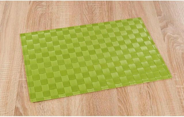 Platzmatte grün