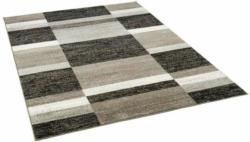 Teppich Rome ca. 160 x 230 cm grau