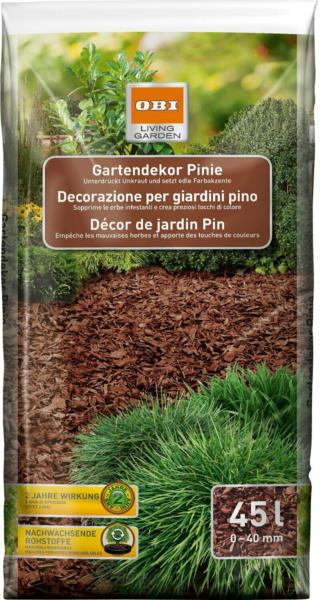 OBI Gartendekor Pinie 1 x 45 l