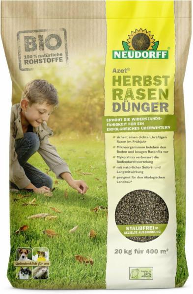 Neudorff Azet Herbst Rasendünger-20 kg