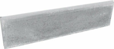 Rasenkantenstein Grau 5 cm x 30 cm x 100 cm