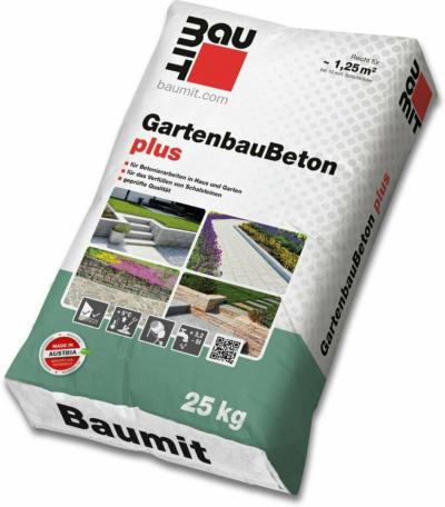Baumit GartenbauBeton plus 25 Kg