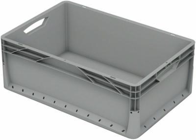 Eurobox-System Box Vollwand 60 x 40 x 22 cm Grau