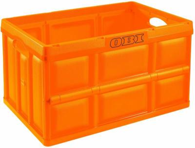 Klappbox Orange 32 l