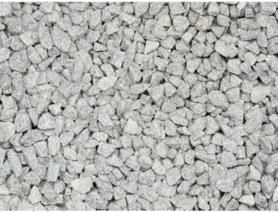Granitsplitt Grau 8 mm - 16 mm 15 kg/Sack
