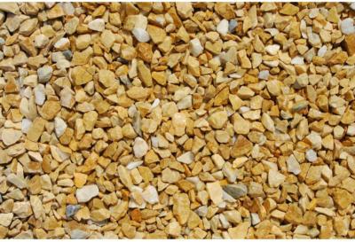 Marmorsplitt Gold-Ocker 8-12 mm 15 kg Sack