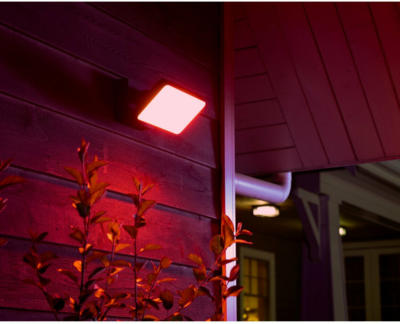 Philips Hue White & Color Ambiance Discover LED-Flutlicht
