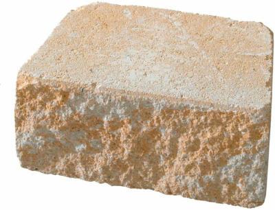"""Kann Mauerstein """"Vigneto"""" Sandsteingelb 24 cm x 18 cm x 12 cm"""