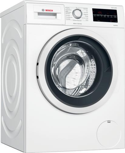 Bosch Serie | 6 Waschmaschine, Frontlader 8 kg 1400 U/min.