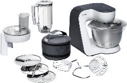 Bosch Küchenmaschine MUM5 700 W Weiß/anthrazit