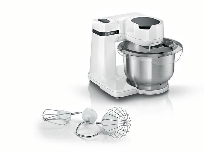 Bosch Küchenmaschine MUM Serie | 2 700 W Weiß