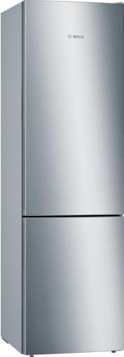 Bosch Serie | 6 Freistehende Kühl-Gefrier-Kombination mit Gefrierbereich unten 201 x 60 cm Edelstahl