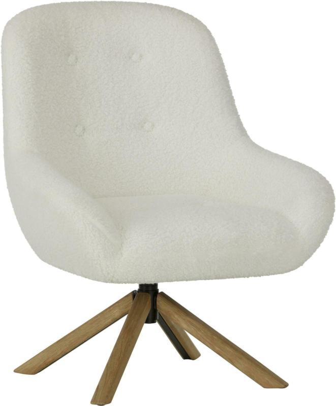 Sessel in Weiß