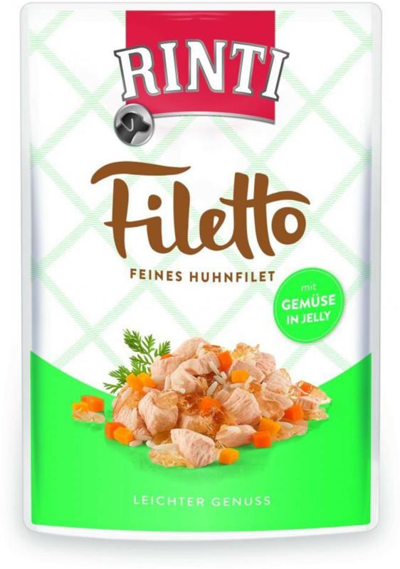 Rinti filetto Poulet & Légumes 24x100g