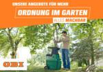 OBI: Ordnung im Garten