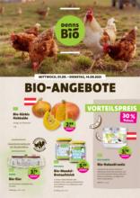 Denns BioMarkt Flugblatt gültig bis 14.9.