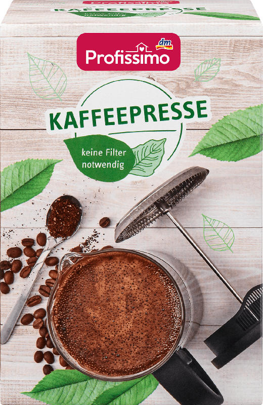 Profissimo Kaffeepresse, French Press