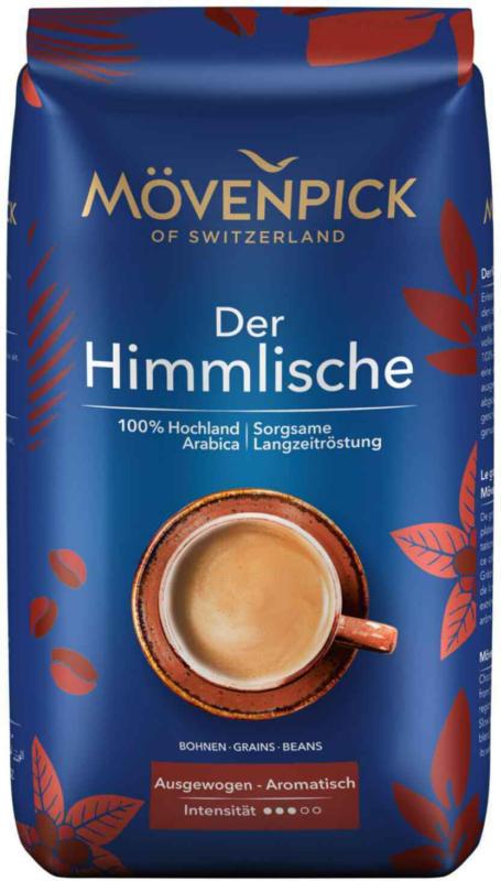 Café en grains Mövenpick Der Himmlische 1 kg -