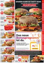 McDonald's: Jetzt mit den Tasty Gutscheinen von McDonald's sparen!