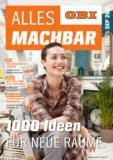 OBI: 1000 Ideen für neue Räume.