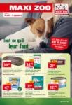 Fressnapf | Maxi Zoo Offres Maxi Zoo - bis 06.09.2021
