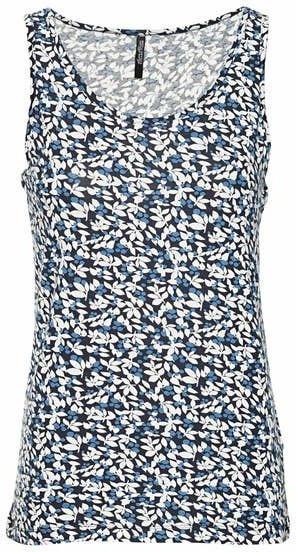 Damen-Top mit Muster