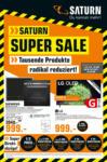 Saturn Super Sale - bis 07.09.2021