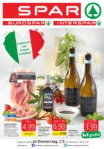 SPAR Flugblatt Italien