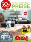 Zurbrüggen Zurbrüggen - OSCA Möbel-Discount - bis 18.09.2021