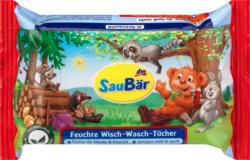 SauBär Wisch-Wasch-Tücher