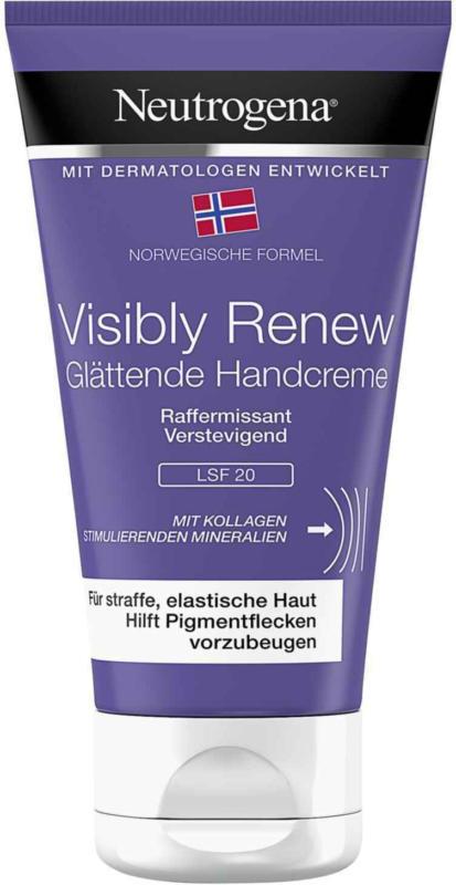 Neutrogena Visibly Renew Handcreme Elastizitätssteigernd - LSF 20 75 ml -