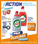 Action Array: Offre hebdomadaire - au 07.09.2021