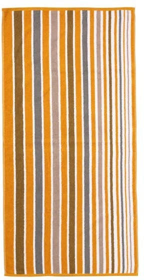 Duschtuch mit Streifendesign, ca. 70x140cm