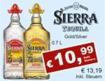 Getränkehaus Krause & Vinothek Weinblatt Sierra Tequila Gold & Silver - bis 30.09.2021