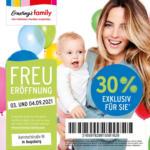 Ernsting's family Ernsting's Family: Freueröffnung in Augsburg! - bis 06.09.2021