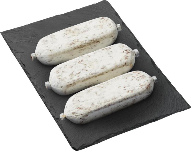 Salsiz des Grisons Grischuna, Svizzera, 3 x 95 g