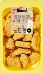Mmmh Chicken Nuggets Chili-Cheese, in Cornflakes-Panade, 500 g
