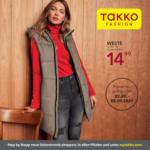 TAKKO Vöcklabruck Takko Fashion - bis 08.09.2021