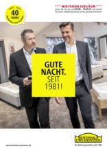 40 Jahre Bettenhaus Uwe Heintzen