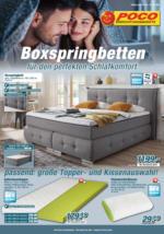 Poco Boxspringflyer