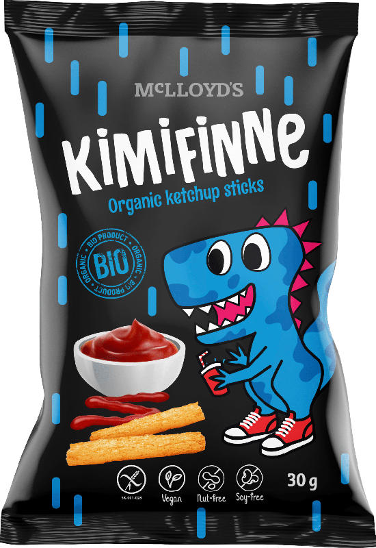 Snack KiMiFiNNe Ketchup Sticks ab 6 Jahren