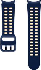SAMSUNG Extreme Sport (20 mm, S/M) - Bracelet (Navy/Orange)