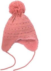 Baby Mütze mit Herz-Allover